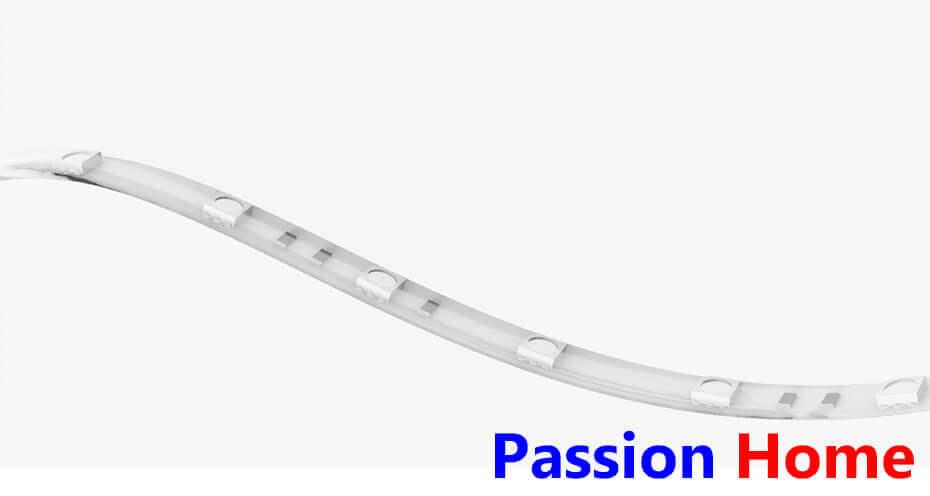 Yeelight LED Smart Light Strip Colour 2 metres (wifi) is easy to install